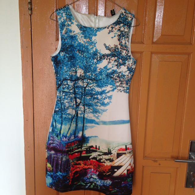 Premium Mini Dress