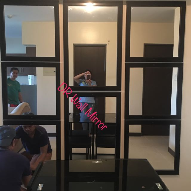 Quality Wall Mirror With Aluminum Frame