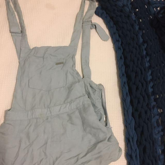 Rhythm Cotton Overalls