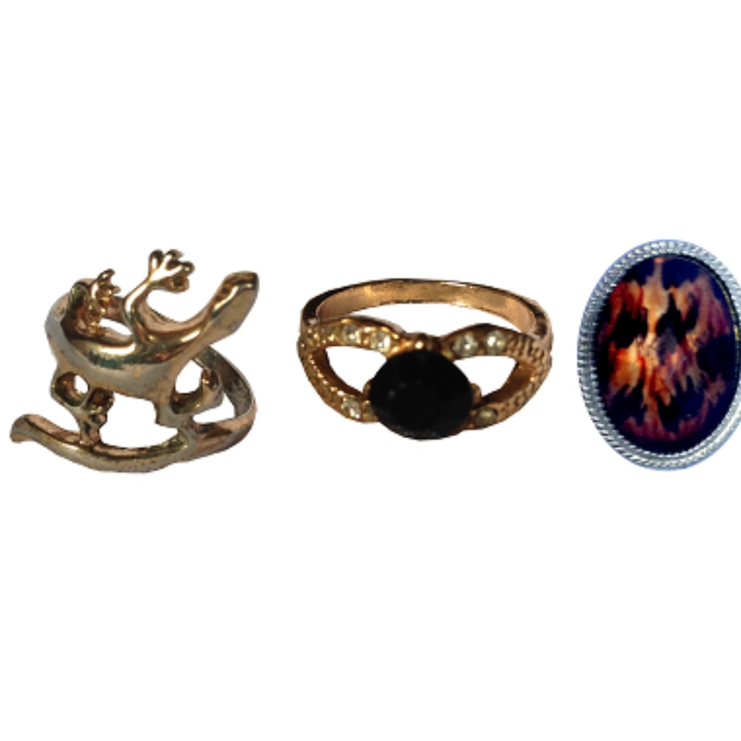 Rings Assorted
