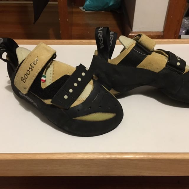 SCARPA Booster: Climbing Shoes
