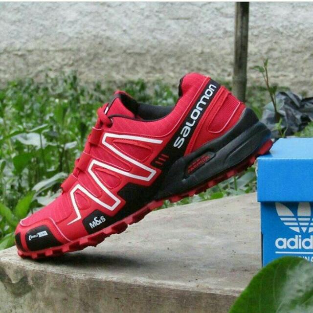 design de qualité 10acc 21878 Sepatu Adidas Salomon, Men's Fashion, Men's Footwear on ...