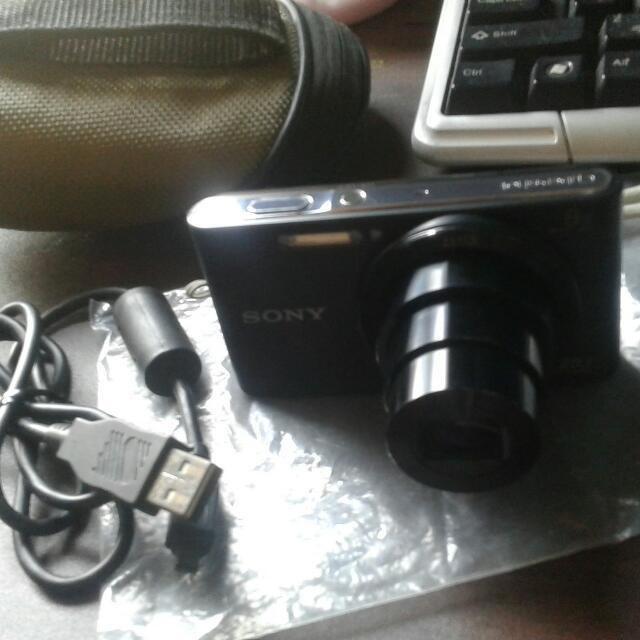 Sony Cybershot Camera W830 20megapixels