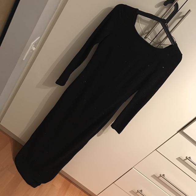 NWT Size 6 Sparkles Maxi Dress