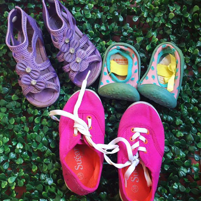 Sugarkids Shoesand All