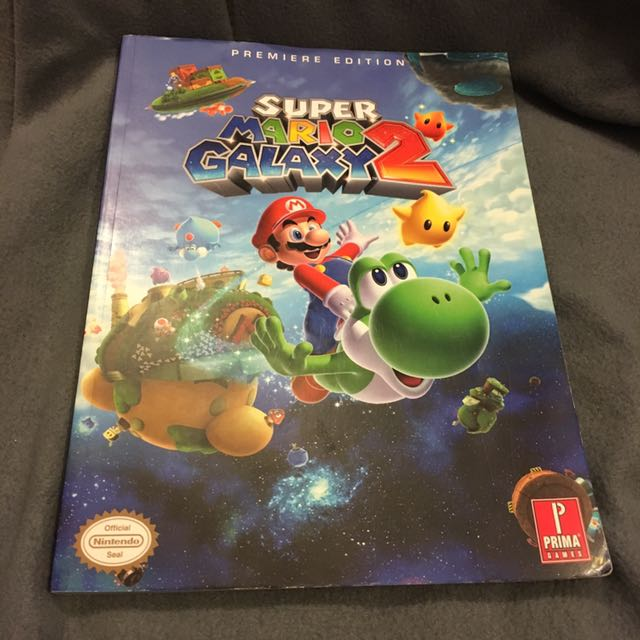 Super Mario Galaxy 2 Walk Through