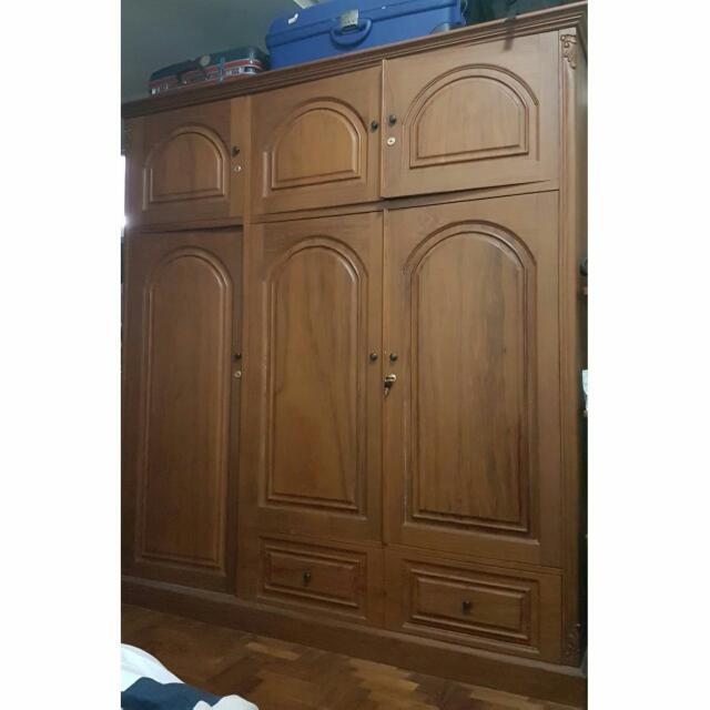 Teakwood Cupboard Price Purchase 2000 Odd
