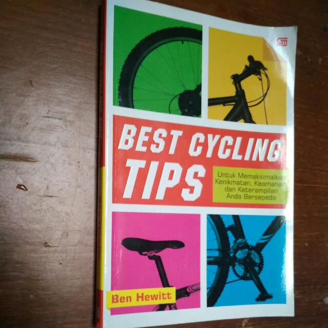 Buku Tips Bersepeda