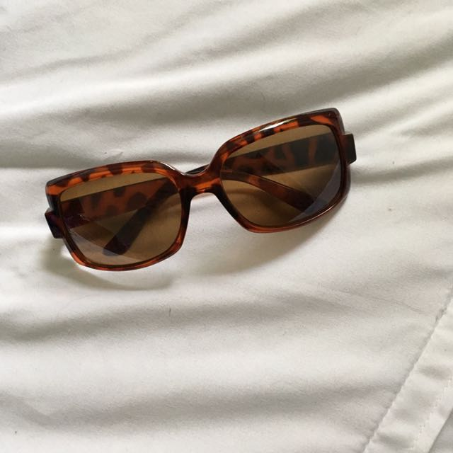 Tortoise Coloured Sunglasses