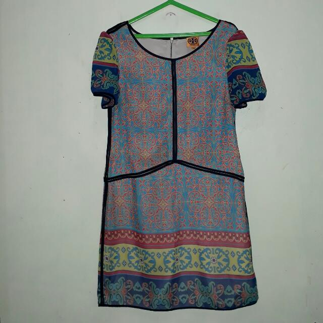 TORYBURCH Printed Dress