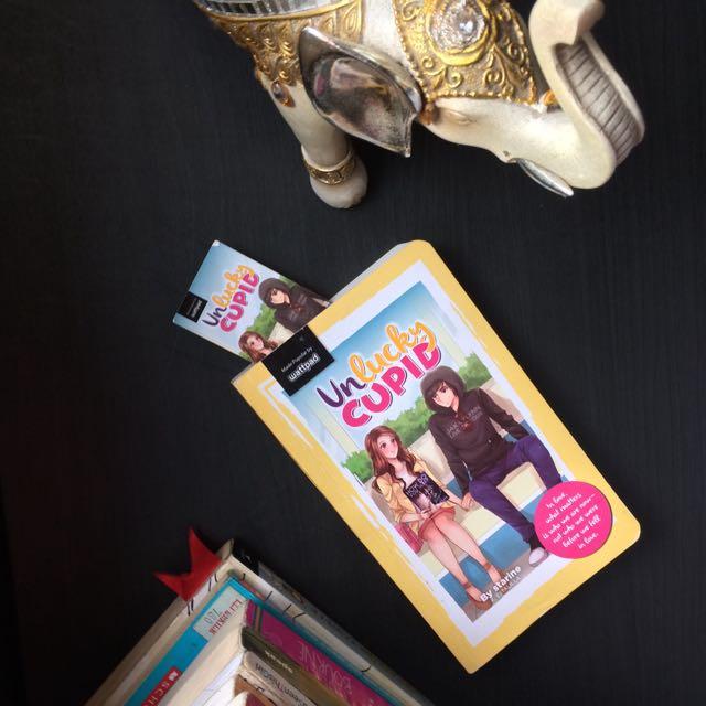 Unlucky Cupid Wattpad Book