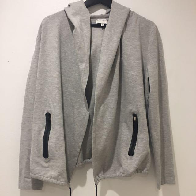 Witchery Sports Jacket Grey