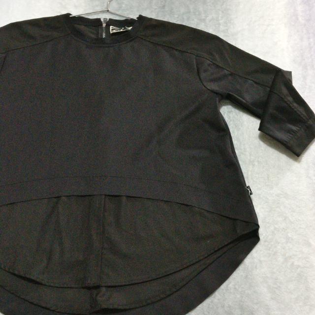 Women's Black Stylish Pullover