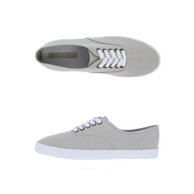 Women's Canvas Sneakers by Payless
