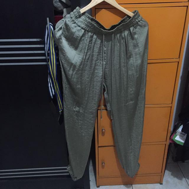 ZARA jogger pants size M