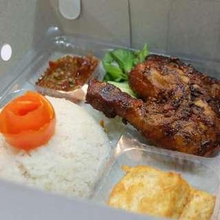 Catering Nasi Kotak / Nasi Box