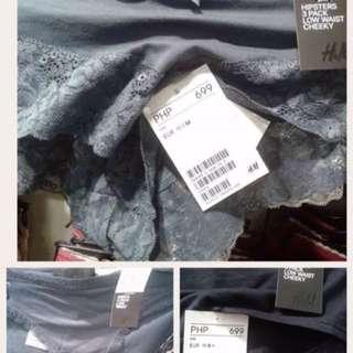 H&M underwear