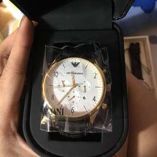 阿瑪尼手錶