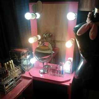 Vanity Table Vanity Mirror