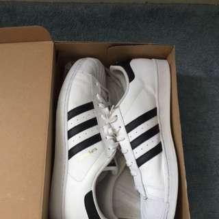 Adidas Superstar (Size 13) Men