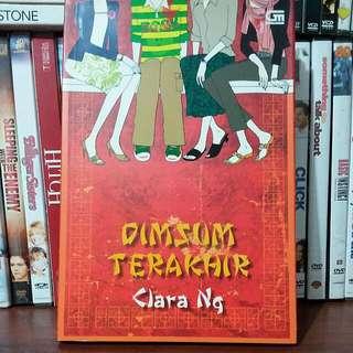 Dimsum Terakhir, by Clara Ng