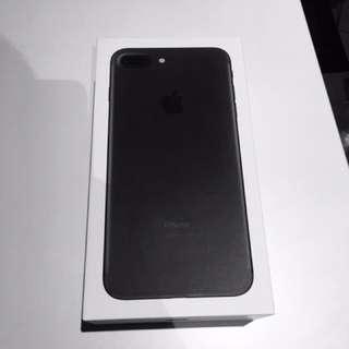 Ipone 7 Plus, BLACK, 256GB