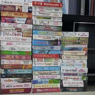 Malay Novels / Novel Melayu