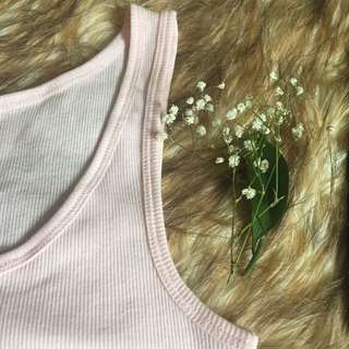 Brand NEW Baby Pink Tank Top - Nwot