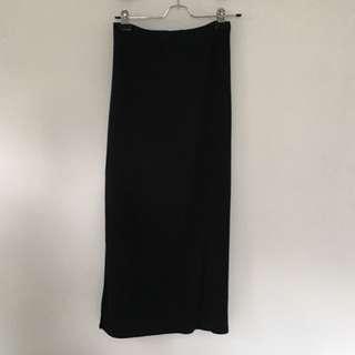 Side-Slit Maxi Skirt / Size XS / Brand: Talula (Aritzia)