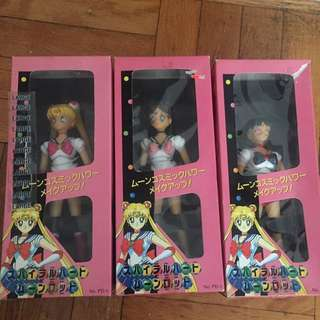 Sailor Moon Vintage Collection