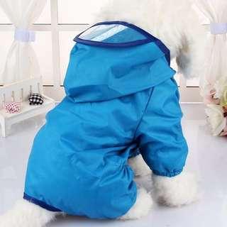 狗寶貝雨衣