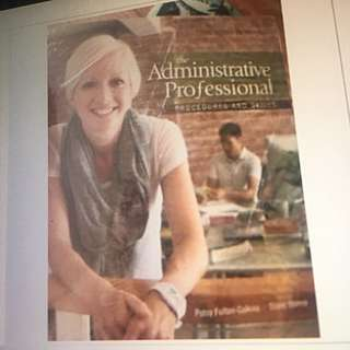 Office administration Book - Algonquin College Program
