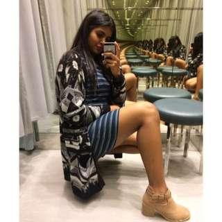 Coat,dress ,Shoes
