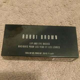 Bobbi Brown Lip and Eye Basics Kit