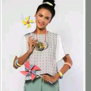 Batik GAUDI (Jingga Collection)