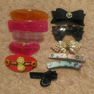 Hair Accessories - Barrettes