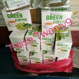VITA HERBS GREEN COFFEE POWDER MIX