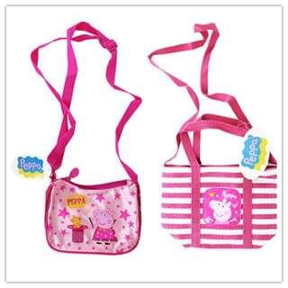 粉紅豬小妹Peppa Pig 兒童包包