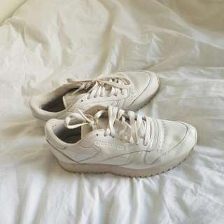 Reebok Classic All White