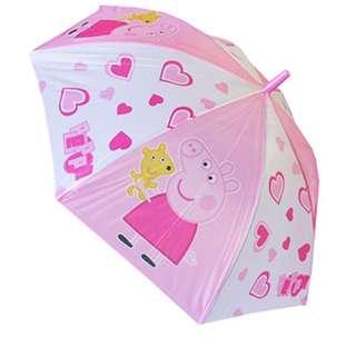 粉紅豬小妹Peppa Pig 兒童雨傘