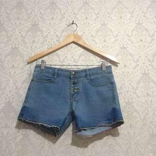 Denim Jeans Pants Celana Jins