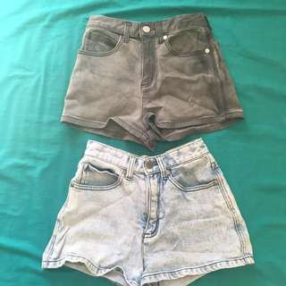 Afends Shorts - 1 For $10 Or Both For $15