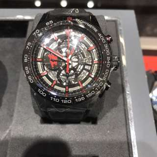 Tag Heuer Carrera 01 [Manchester united limited edition]