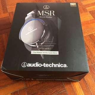 Audio Technica MSR-7