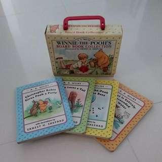 Winnie The Pooh Board Books