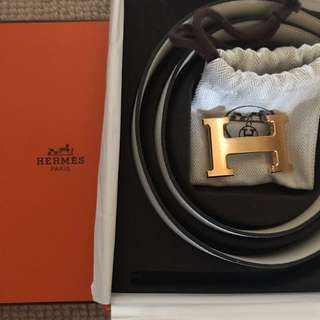 Hermes Ladies Belt (NeverWorn)