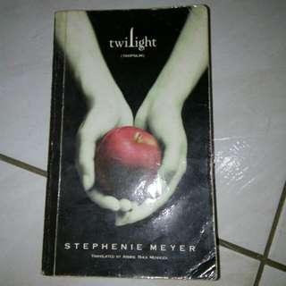 Twilight Tagalog Version - 60.00 Vampire Diaries 1-4 Tagalog Version - 200.00 Marcelo Santos Books - 150.00