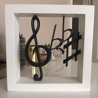 Music Note Decor