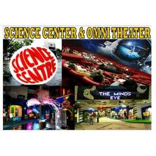 Science Centre + Omni Theatre