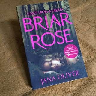 Novel import romance second/bekas/preloved Briar Rose